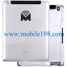 Nueva cubierta de la batería trasera de la vivienda genuina para iPad 4 3G