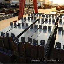 Edifício da construção de aço (exportaram mais de 200.000 toneladas)