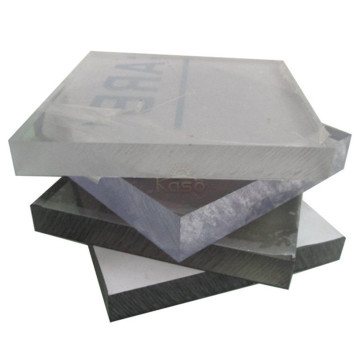 Genbrug Pc Transparent Recycled Polycarbonate Sheet