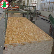 tablero de panel impermeable de 11m m OSB