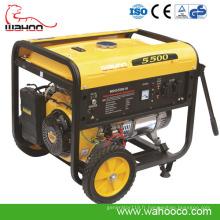 Générateur d'essence portatif de la CE 3kw / essence pour l'usage à la maison (WH5500)