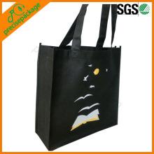 China sacos de compras reutilizáveis personalizados de qualidade superior com logotipo