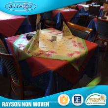 beliebte nicht gewebte Tischdecke Rayson PP