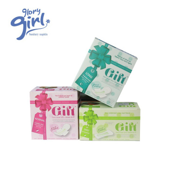 High+absorbent+individually+wrapped+sanitary+napkin+for+lady