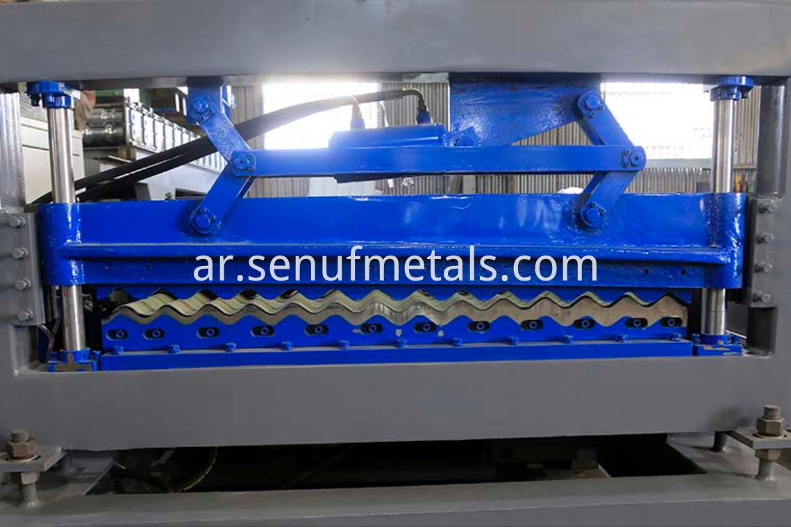 corrugated machine cutter
