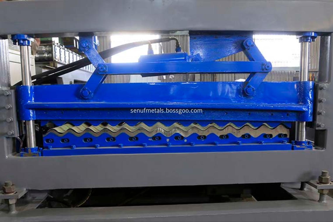 corrugated machine cutter