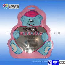 Пластмассовая упаковочная сумка для закусок