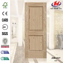 JHK-017 Thickness 4.5mm India Convex Red Oak Bathroom Door Panel