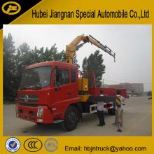 Dongfeng Folding Boom Truck Mounted Crane