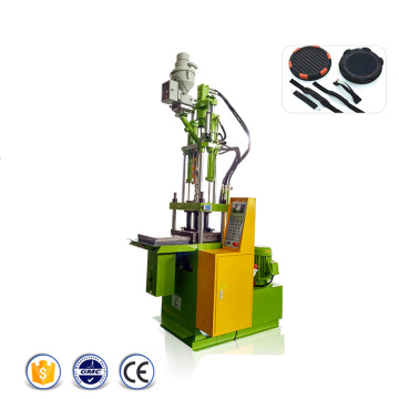 Vertical Injection Machine with Single Shuttle Board