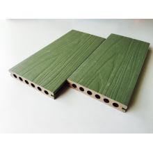 Зеленый цвет настила пустотные этаж ограничен Komposite ДПК