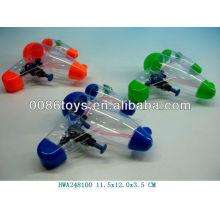 Heißer Verkauf 2013 11.5 cm transparente Wasserpistole