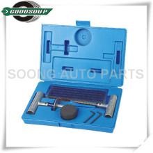 27 PCS Tubeless Pneu Puncture Repair Kit Ferramentas de Inserção de Pneus