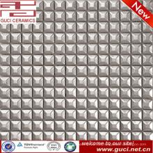 heißer Verkauf Produkt billig Trapez Edelstahl Mosaik Fliesen Preis