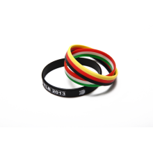 Colorful Cool Silicone bracelet