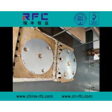 Портальная обработка больших стальных листов