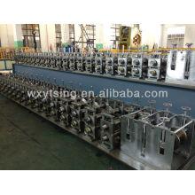 Completo automático Machting YTSING-YD-0495 marco de puerta en frío rollo formando maquinaria