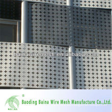 Meatal punching hole meshes(factory price)