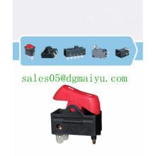 8-10A 250 V AC 2 position RS Sprungbrett Knopfschalter RS-119