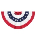 Polyester American Garden Bunting USA Fan Flagge