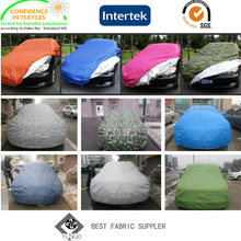 UV Protected 100% Polyester Taffeta Car Cover Fabric with Waterproof