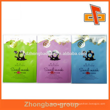 New style promotional plastic facial mask bag packaging hot for 2015