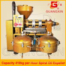 Exprimidor automático de aceite de prensa de semillas 10 toneladas por día Yzlxq140