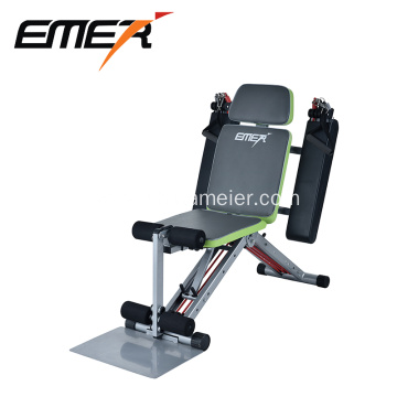 Total Flex Home Gym Heath Fitness Workout Machine