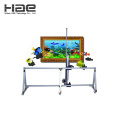 1440dpi 264cm Height 3D Oil Painting Printing Machine