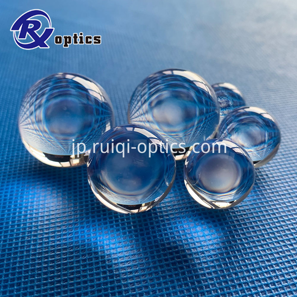 25mm Sapphire Optical Glass Ball Lens