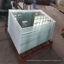 Proporcionar una puerta de vidrio templado / de impresión de seguridad para el hogar