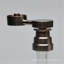 Side Kick Domeless Titanium Nail für Tabak Rauchen (ES-TN-046)