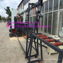 Máquina de sierra de cinta vertical doble de madera con practicidad fuerte