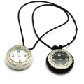 New Arrival Kids Promotional Gift Diamond Necklace Watch