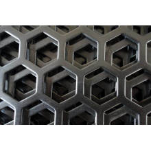 Perforated Metal Panel in 0.5mm to 4.0mm