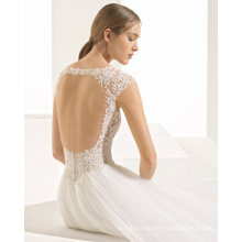 Lace Beautiful Back Bridle Gown Wedding Dress