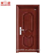 Роскошный металлический ручка двери нержавеющей стали безопасности двери дизайн двери сталь