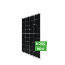 Panneau solaire mono 36 cellules 100w