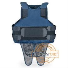 Tactical bullet proof vest NIJ IIIA Kevlar or TAC-TEX