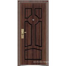 Steel Wooden Armored Door (YF-G9021)
