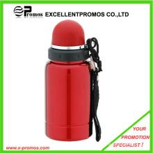 Alumínio camping garrafa de água com tampa de plástico tampa (EP-SV1013)