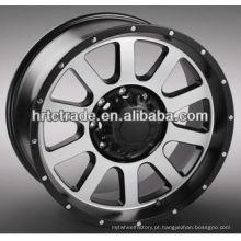 Réplica de alumínio americano TWG rodas