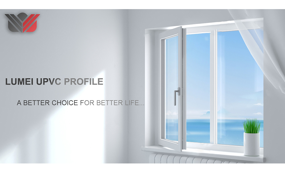 Lumei Upvc Window Profile 1