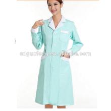 uniforme d'infirmière de nouveau style, uniforme d'hosipital de douille d'été de 2015, conceptions uniformes d'infirmière à la mode