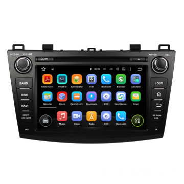 android 6.0 auto DVD voor MAZDA 3 2009-2012