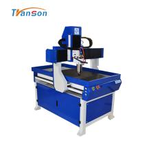 Máquina de roteador mini CNC 6090 para passatempo publicitário
