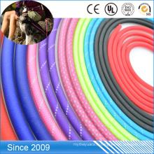 Corde enduite de polyuréthane de résistance à l'eau bon marché pour le textile à la maison