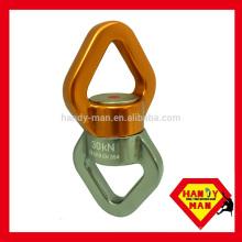 Альпинизм се EN354 шарикоподшипник Алюминиевый поворотный Разъем для воздушной йоги
