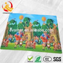 Tapetes para animais personalizados para crianças