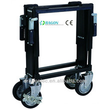 DW-TR001 stainless Steel Church trolley portable funeral products